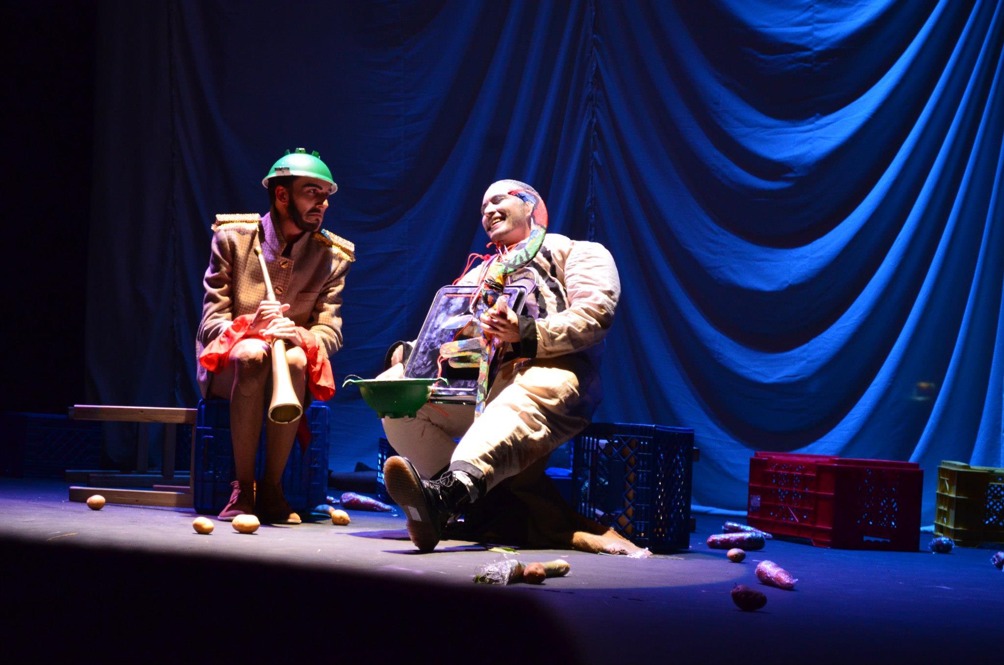 Ubú rey, CELARG (2013)